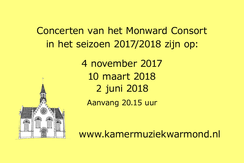 Concerten 2017/2018